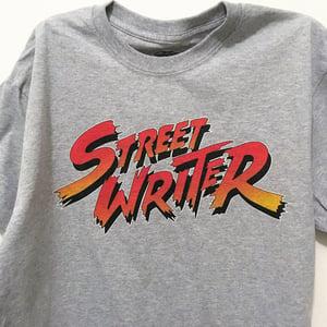 Image of Street Writer