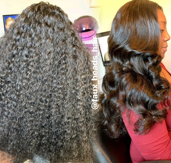 Image of CARIBBEAN CURL 100% REMY HUMAN HAIR