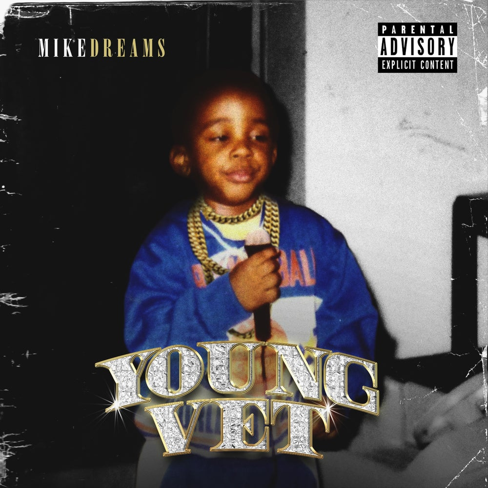 Image of Young Vet (Physical CD)