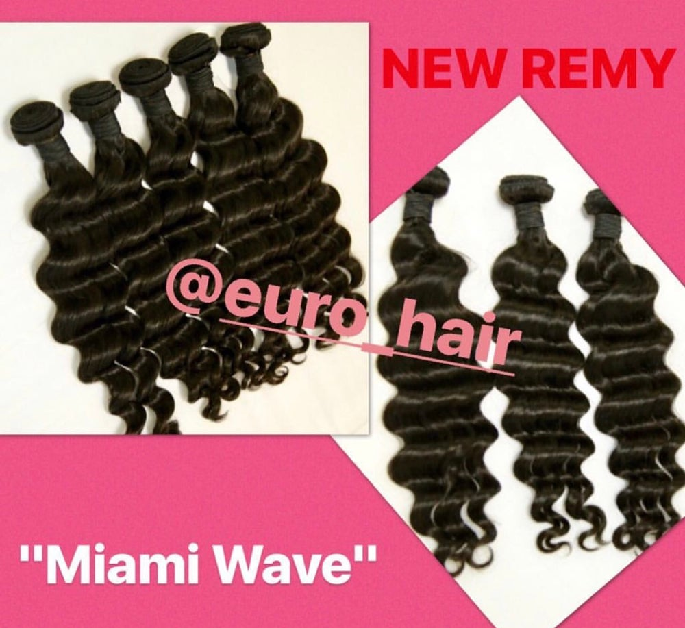 Image of MIAMI WAVE 100% REMY HUMAN HAIR