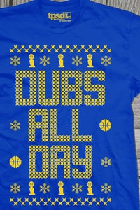Image of Dubs All Day X-mas