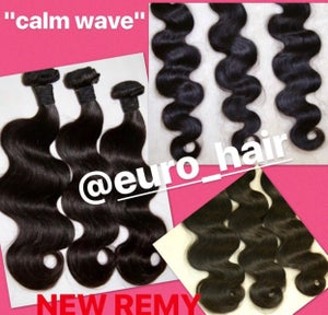 Image of CALM WAVE 100% REMY HUMAN HAIR