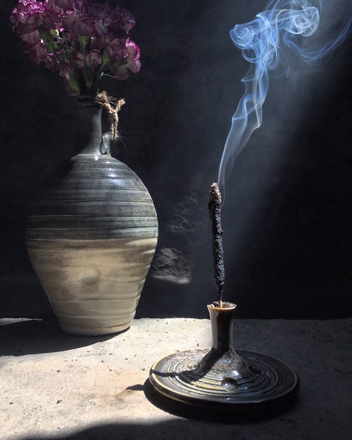 Image of Chacrona & Jagube incense blend
