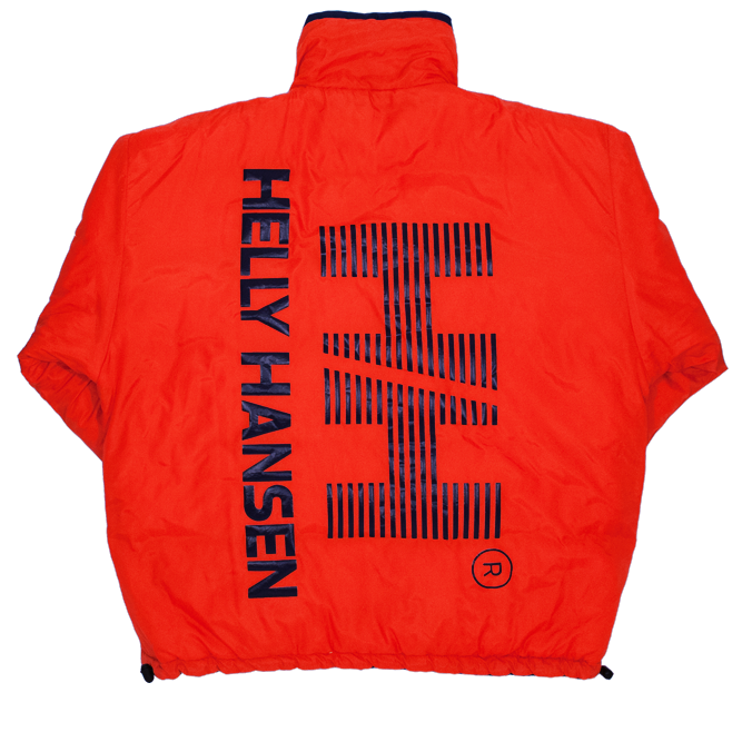 Image of Helly Hansen Vintage Puffer Jacket Reversible Size L