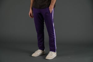 Image of Purple Gradient Track Pants