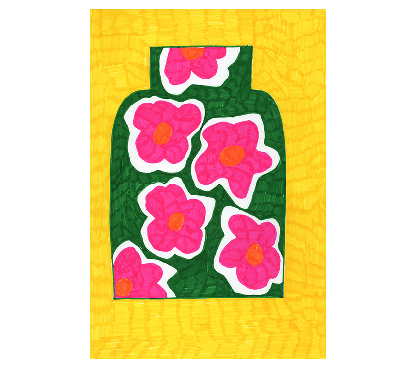 Image of Island Flowers