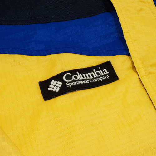 Image of Columbia Vintage Puffer Jacket Hooded Size M