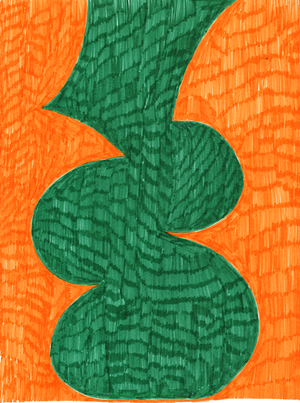 Image of Miranda's Vase Drawings