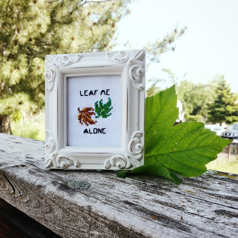 Image of Leaf Me Alone KIT