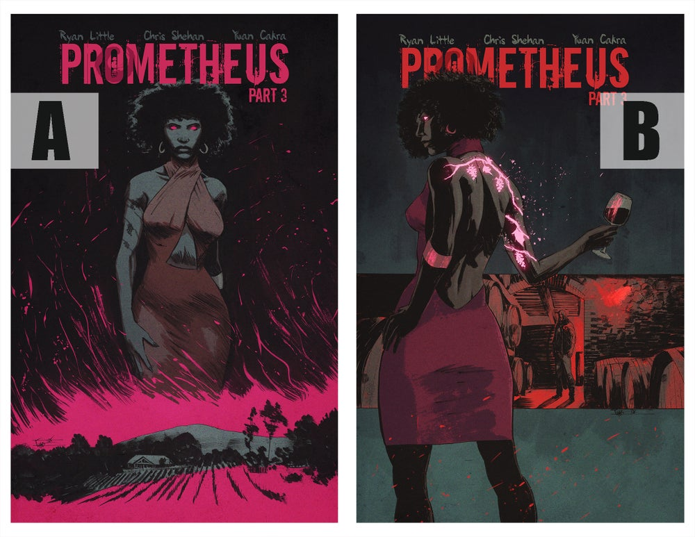 Image of Prometheus #3