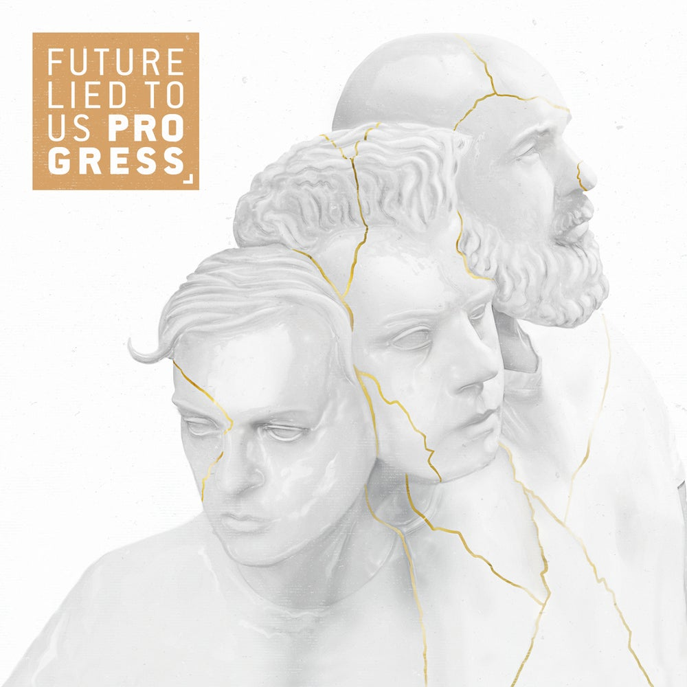 Image of Future lied to us - Progress (signed)