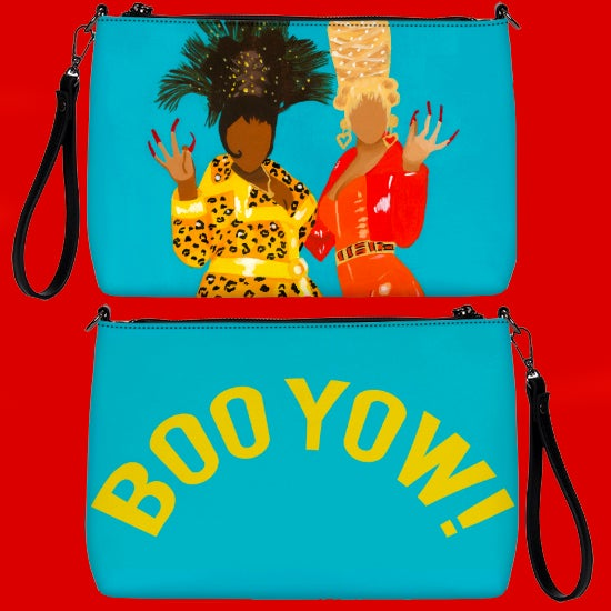 Image of Boo Yow! (Clutches & Totes)