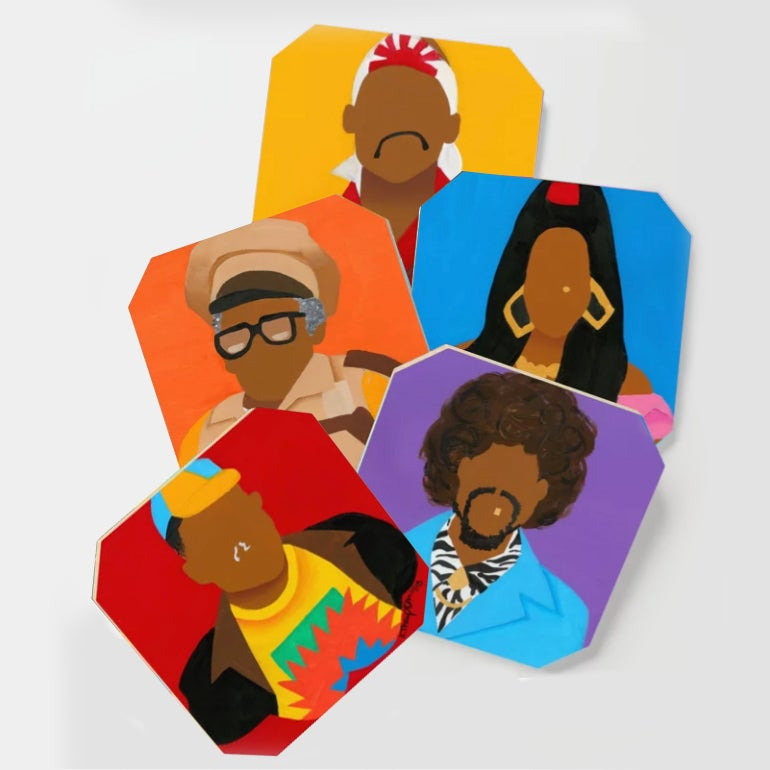 Image of Oh No You Didn't! Coaster Set