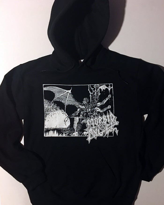 "Image of Morbid Angel "" Abominations ""  Hoodie"