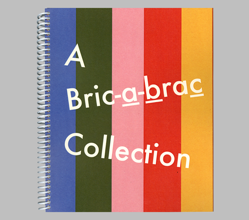 Image of A Bric-A-Brac Collection
