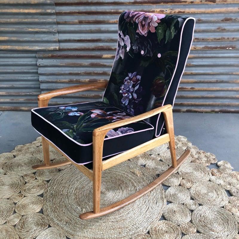 Image of Iris Rocking chair