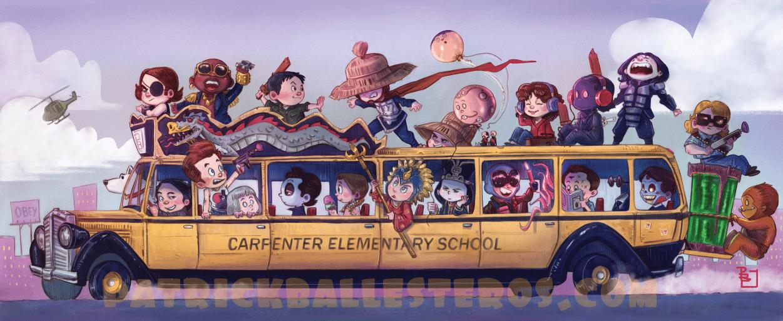Image of CARPENTER KIDS