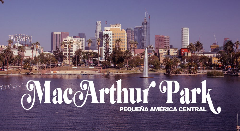 Image of MacArthur Park Poster