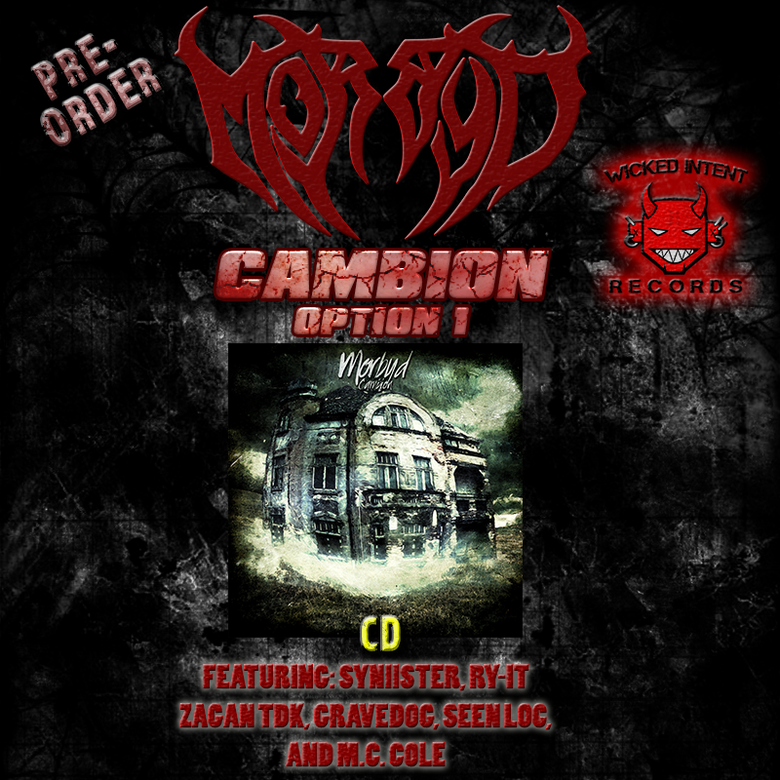 Image of Morbyd -Cambion PRE ORDER Option 1