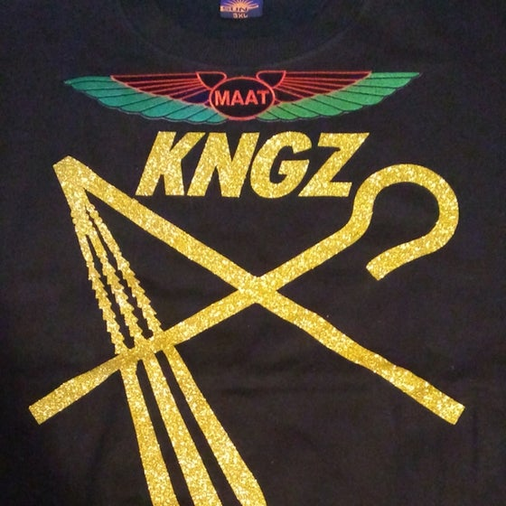 Image of MAAT KNGZKNTY Crook & Flail SweatShirt