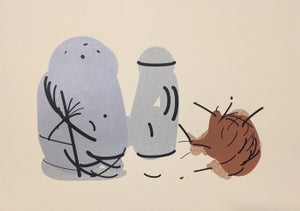 Image of The Saltshaker and the Snail