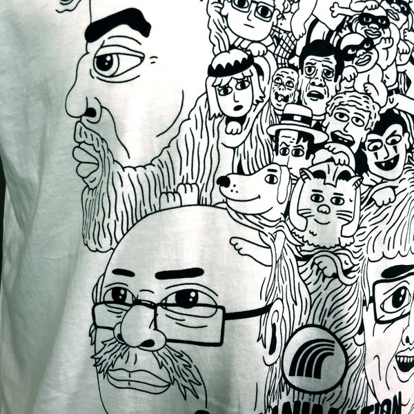SA Revolver shirt - Sick Animation Shop
