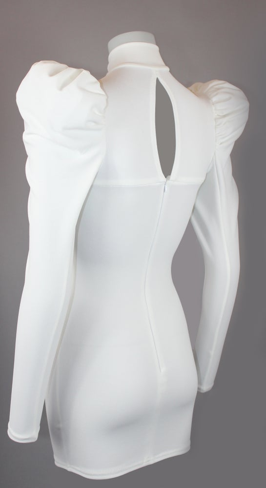 Image of F R E Y A - Dress / Ivory