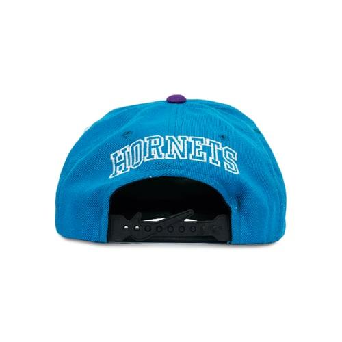 Image of Nike Hornets Vintage Snapback Hat