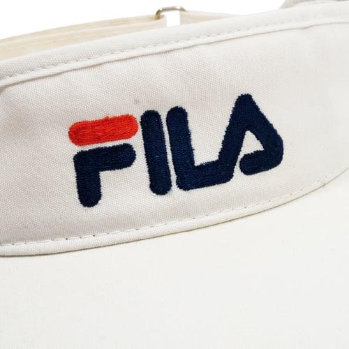 Image of Fila Vintage Visor