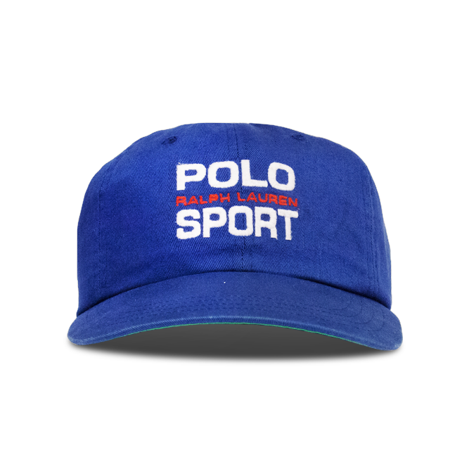Image of Polo Sport Ralph Lauren Vintage Strapback Hat