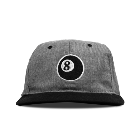 "Image of 8 Ball ""Hate"" Vintage Hat"