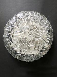 "Image of 15"" Glass Flush Mount by Kaiser"