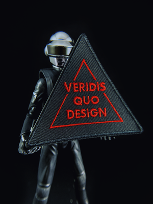 Image of VQD Logo Patch