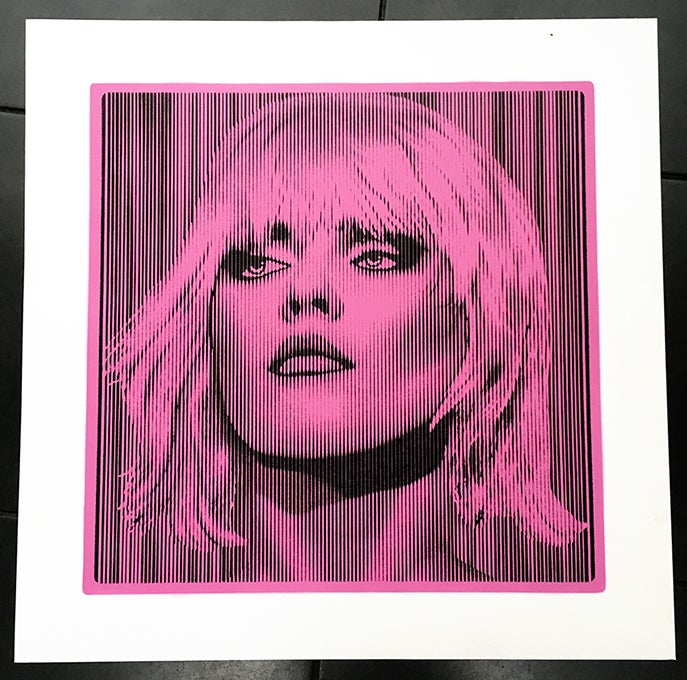 Image of DEBBIE HARRY….. PARALLEL LINES  - AP 1/3