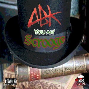 "Image of ABK - 2018 HOLIDAY JINGLE - ""YOU AH' SCROOGE"" SINGLE"