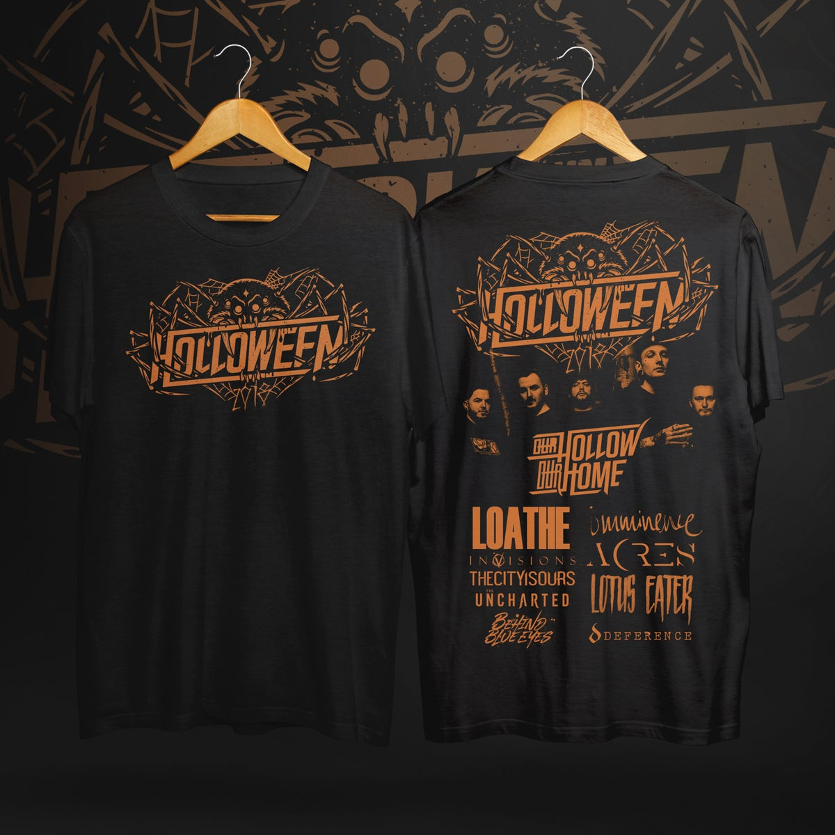 Image of HOLLOWEEN 2018-EVENT TEE