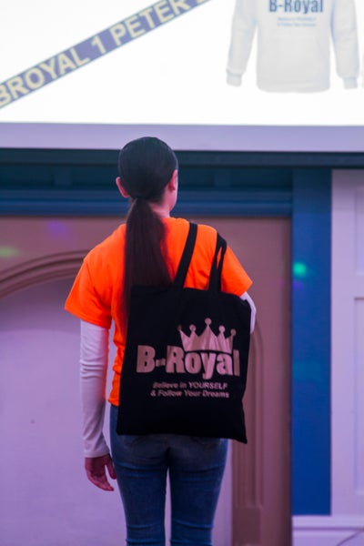 Image of B-ROYAL TOTE BAGS