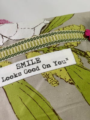 Image of SMILE  it looks good on you x