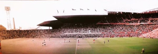 Image of 100 years of Old Trafford
