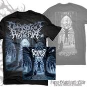 Image of 'Abattoir of Slain Deities' Shirt and CD Bundle