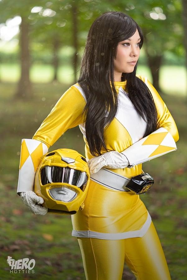 Image of Yellow Ranger Mia