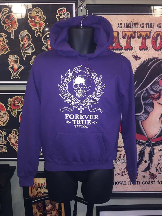 Image of Forever True Pullover Hoodie ~ Girls Fit (last stock)