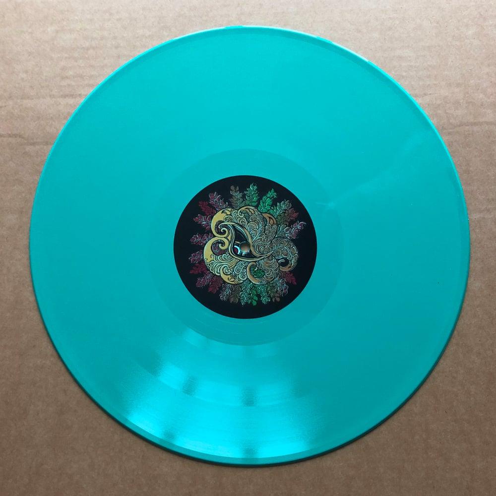 ACID MOTHERS TEMPLE 'Reverse Of Rebirth In Universe' Mint Green Vinyl LP