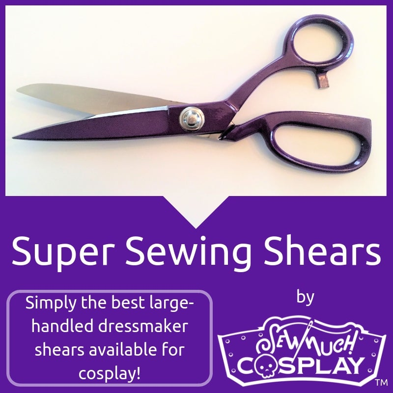 Sew Much Cosplay Super Sewing Shears