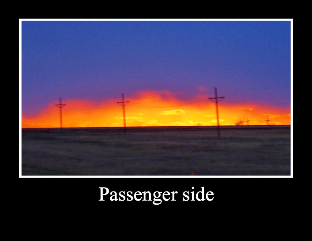 "Image of ""Passenger side"" by Matt Caughthran"