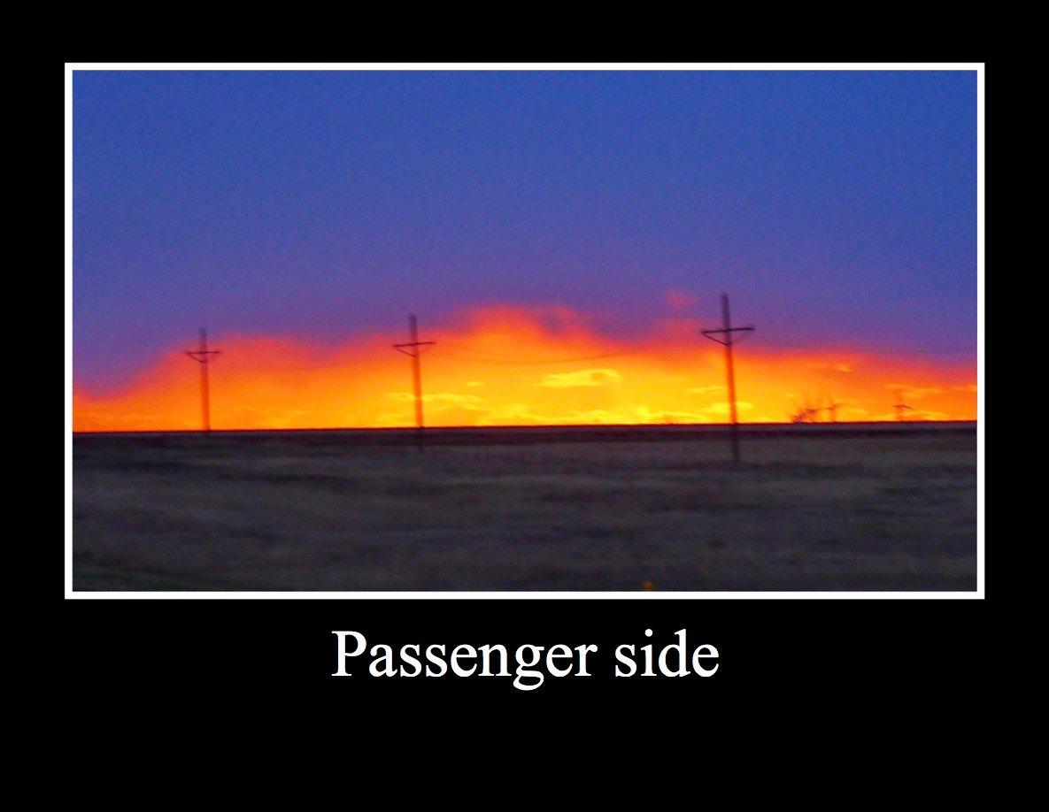 """Image of """"Passenger side"""" by Matt Caughthran"""