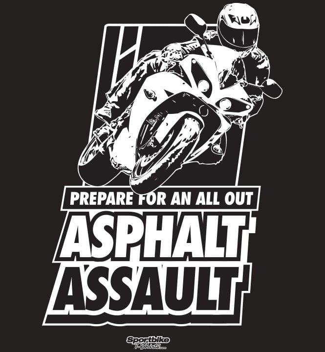 Image of Asphalt Assault T-Shirt