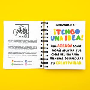 Image of ¡Tengo una idea! Agenda creativa