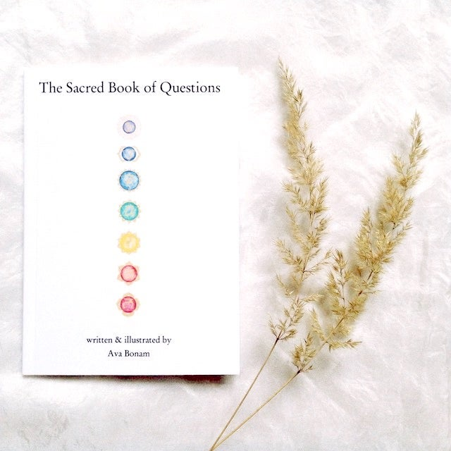 Image of The Sacred Book of Questions
