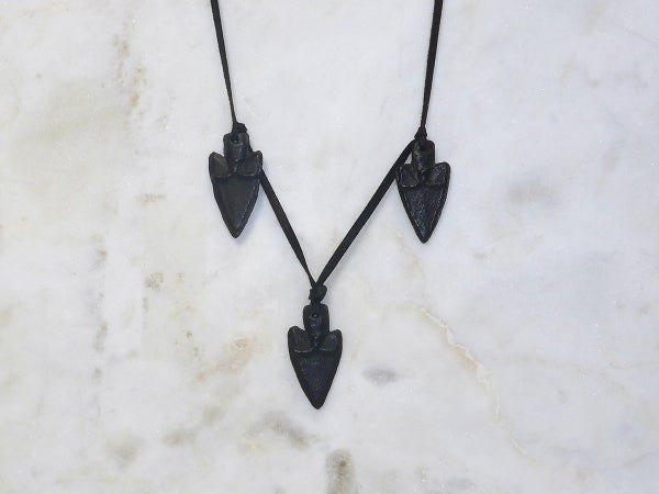 Image of RC Warrior Arrowhead Choker